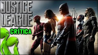 LIGA DA JUSTIÇA (Justice League, 2017) - Crítica