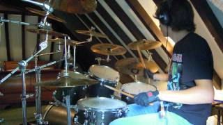 Insomnium - Shadows Of The Dying Sun - Drum Cover
