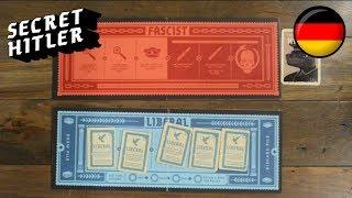 EIN FIESER TRICK - TABLETOP SIMULATOR: SECRET HITLER - Dhalucard