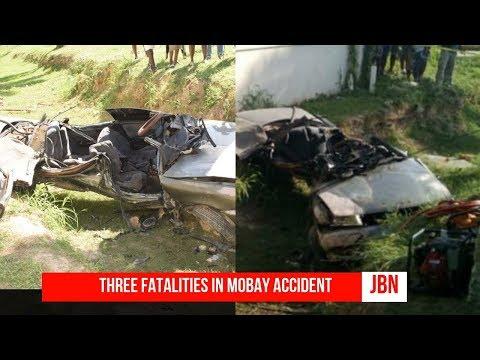 Xxx Mp4 Three Fatalities In MoBay Accident JBN 3gp Sex