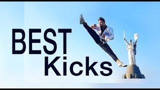 BEST KICKS/AMAZING TAEKWONDO SKILLS/JUST WATCH!