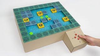 DIY Japanese Board Game Sokoban