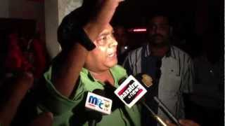 JSGLIVE.IN - INTERVIEW OF  JHARSUGUDA  MLA NABA DAS AFTER RPDC MEETING