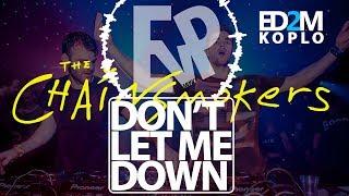 Don't Let Me Down - Romy Wave (Cover) | [EvP REMIX]