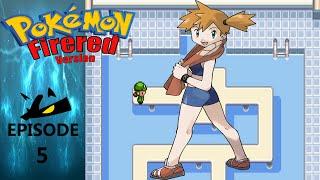 Pokémon FireRed Version végigjátszás 5.rész Misty
