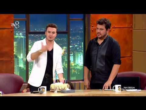 Mustafa Ceceli'ye Sürpriz Doğum Günü Kutlaması | 3 Adam