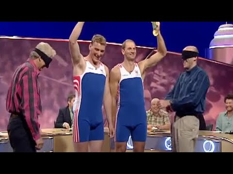 Steve Redgrave & Matthew Pinsent: Feel the Sportsman - They Think It's All Over - BBC