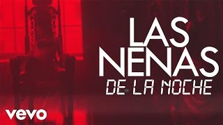 Pusho - Las Nenas De La Noche (Lyric Video)