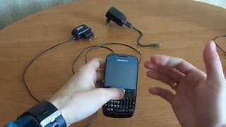 Обзор Motorola Theory WX430