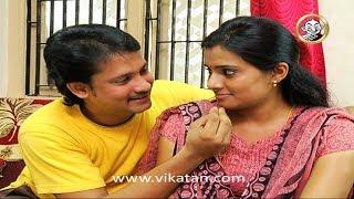 Tamil and Thulasi's cute banter