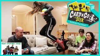 7 Second Scavenger Hunt Musical Chairs / That YouTub3 Family