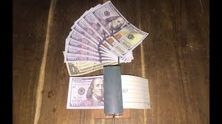 How to make Money Printer at home