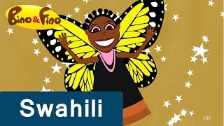 A Swahili Educational Cartoon Show For Kids teaching African History