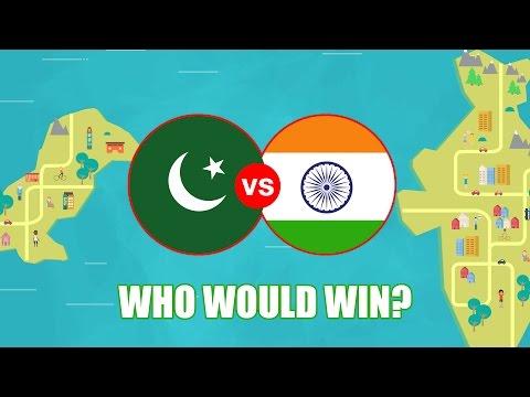 watch India vs Pakistan — Who would win the war