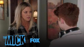 Mickey Tells Chip His Great-Grandmother Is A Lesbian | Season 2 Ep. 6 | THE MICK