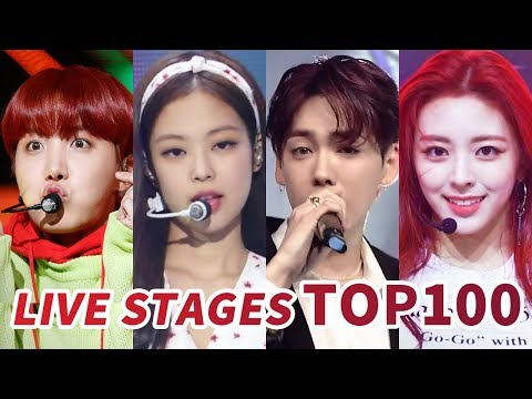 TOP 100 MOST VIEWED K POP MUSIC SHOW AND COMEBACK SHOW LIVE STAGES
