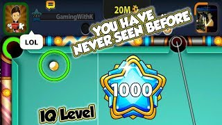 Meet The ULTRA LEGEND of this UNIVERSE in 8 Ball Pool - Miniclip