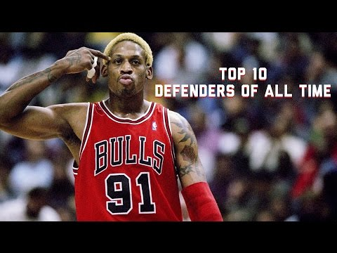 HD | Top 10 Defensive Players