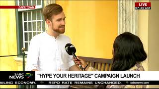 """Hype Your Heritage"" campaign launched"