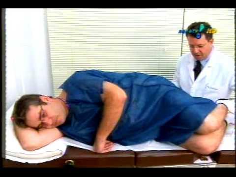 Bola Exame de Próstata Pânico na Tv 14 09 08