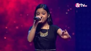 Srishti Rawat - Ajeeb Daastan Hain Yeh - Liveshows - Episode 19 - The Voice India Kids