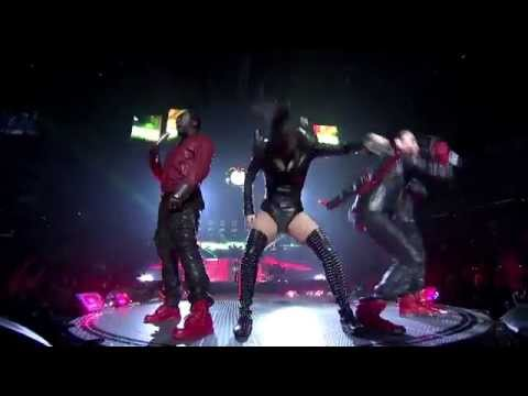 Black Eyed Peas fergie hot pump it LIVE HD STAPLES CENTER LOS ANGELES