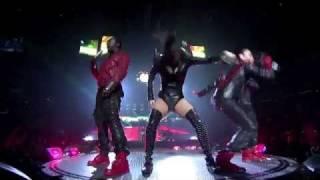 Black Eyed Peas / fergie hot - pump it (LIVE HD) - STAPLES CENTER - LOS ANGELES