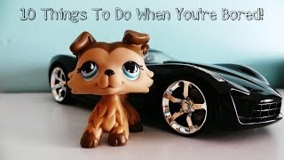 LPS: 10 Things To Do When You're Bored!