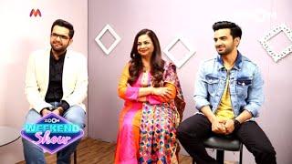 Mom & Co. | Neliima Azeem, Ayush Mehra, Ashish Ranglani | Full Interview | Zoom Weekend Show