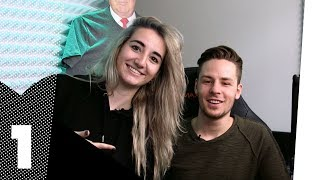 Behind the Scenes mit Jodie und Rewi - Traumberuf YouTube Star