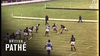 India V Pakistan Hockey Match (1968)