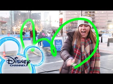 PEOPLE TRY TO DRAW DISNEY CHANNEL INTRO!