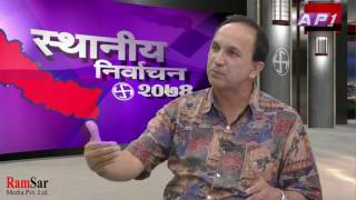 Dr. Khadga KC on Election Special with Tikaram Yatri