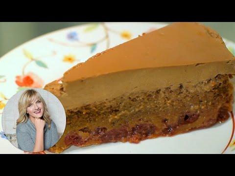Kuhari Sanja Doležal Čokoladna torta s višnjama