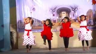 Devadhoothar Padi    Group Dance by Malayalam Christian Community Horsham