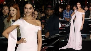 Deepika Padukone Turns Glamazon For The LA Premiere Of xXx: Return Of Xander Cage