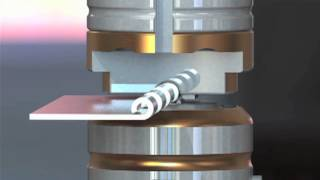 Forming Hinges in the Punch Press Saves Time, Increases Accuracy