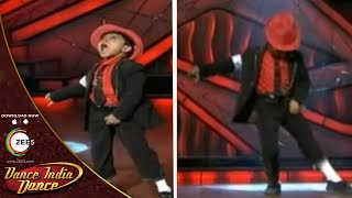 Jeet Das MJ STYLE Performance - DID L'il Masters Season 2