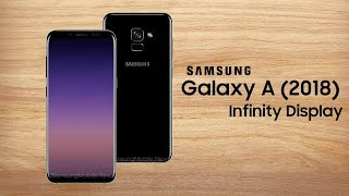 Galaxy A5 and A7 (2018) - FIRST LOOK