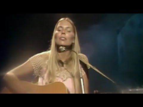 Download Joni Mitchell ~ Big Yellow Taxi +  Both Sides Now (BBC -  1969)