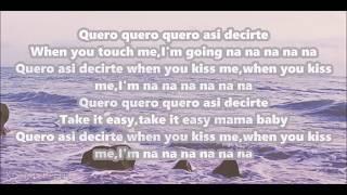 Otilia-Aventura Lyrics