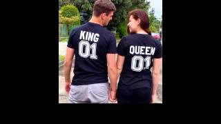 T-shirts made for couples (13 photos)