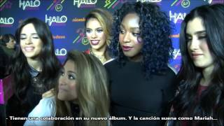 Fifth Harmony habla sobre Sledgehammer, Austin Mahone, Brad de The Vamps & Más! [SUBTITULADO]