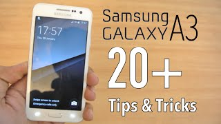20+ Tips & Tricks For Samsung Galaxy A3