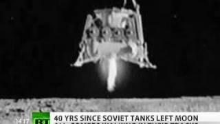 Soviets on the Moon: Secrets of