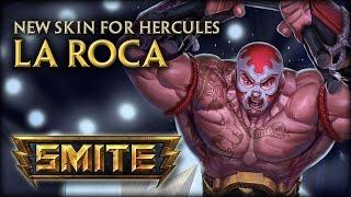 New Hercules Skin: La Roca