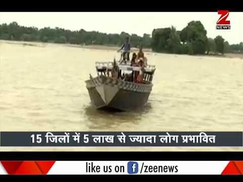Assam floods take a ferocious turn, endangering more than five lakh lives