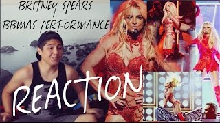 Britney Spears Billboard Awards 2016 Medley LIVE PERFORMANCE REACTION BBMAS