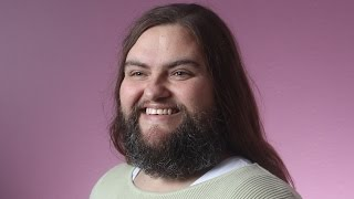 Woman's Beard Makes Her Feel Sexy