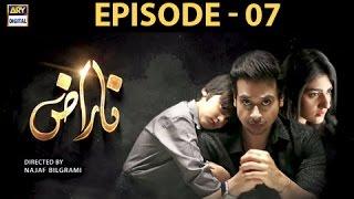 Naraz Episode 07 - ARY Digital Drama